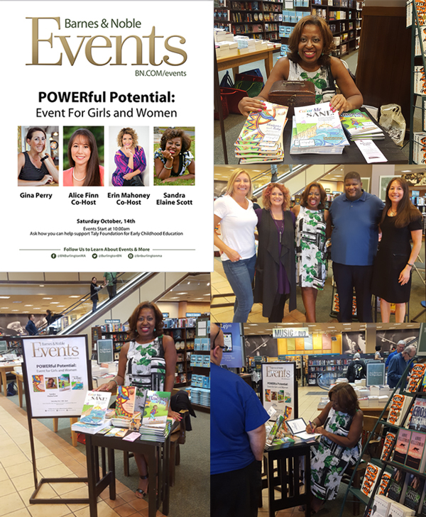 """Powerful Potential"" Event at Barnes & Noble"