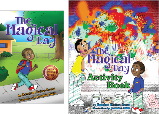 The Magical Day and The Magical Day Activity Book
