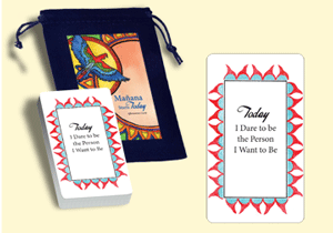 Affirmation Cards Picture