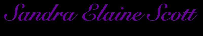 Sandra Elaine Scott.com